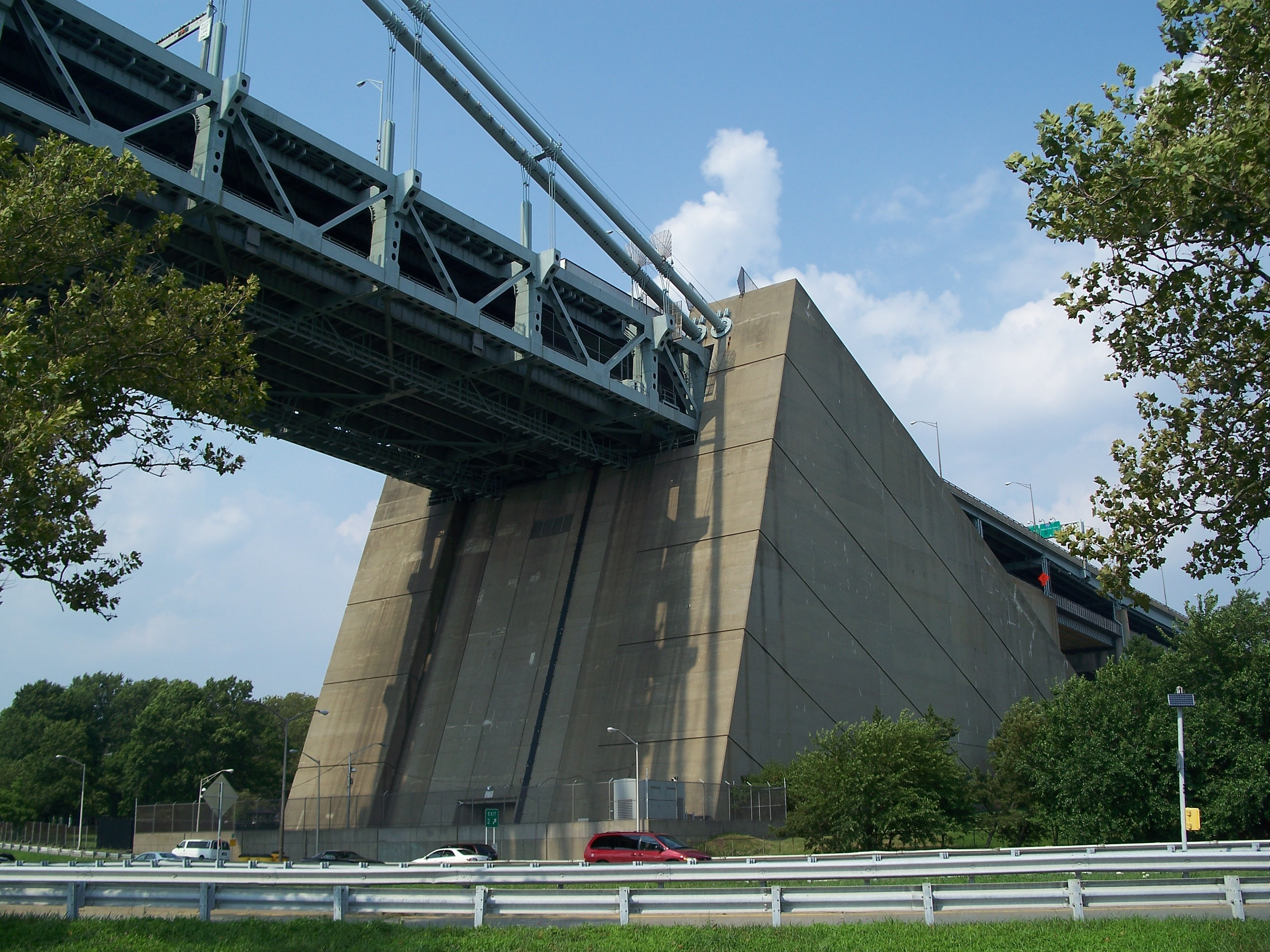 Ci For Rehabilitation Of Anchorages At The Verrazano